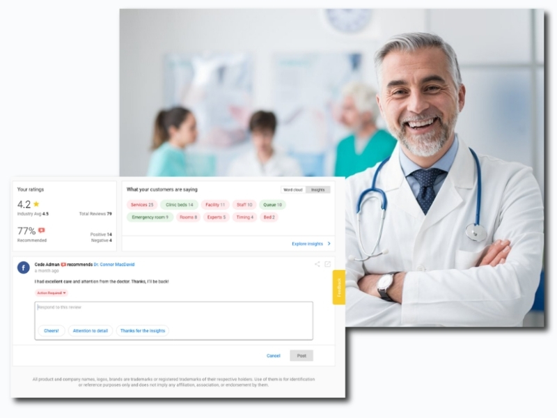 Online Reputation Management - Monitor Reviews In One Location